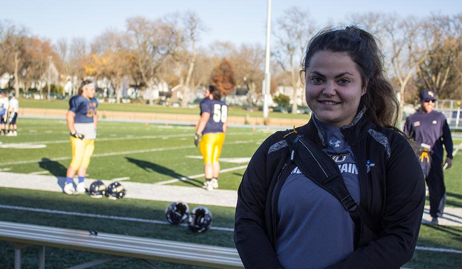 Beyond The Playing Field Katie Bishop Buena Vista University